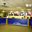 retail and trade vehicle parts reception counters