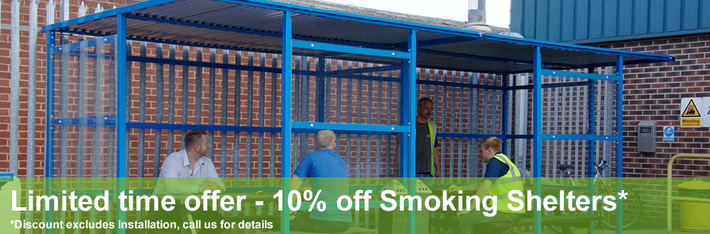 Smoking Shelter Installations