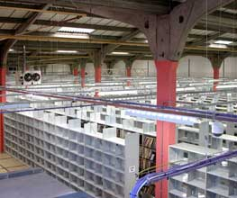 shelving solutions from ESE Projects