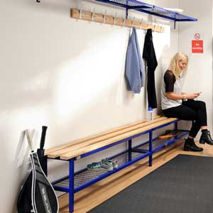 versa changing room seating