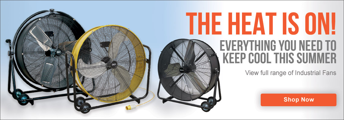 Industrial Fans from ESE Direct
