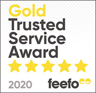 ESE Direct are a Feefo Trusted Service Award Winner 2020