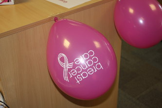 Breast Cancer Care Balloons