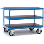 HD Table top cart with 3 shelves