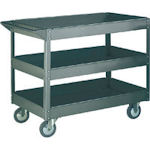 Three tier budget workshop trolley