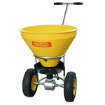 Hand Push large hopper Grit Spreader