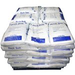 Pallet of Rock Salt