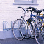 4-Cycle Wall Racks