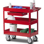Single Drawer Tool Trolley