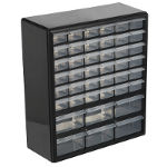 Sealey Cabinet Box 42 Mixed Drawers