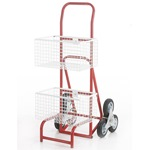 Mailroom Stairclimber Trolley