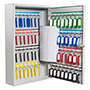 Fixed Hook Key Cabinet – 64 Key Capacity