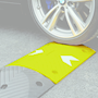 5mph Modular Speed Ramp Components, yellow middle section