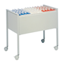 A4 suspension file trolley