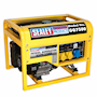 Electric Generators With 4 Stroke Petrol Engine - 6000W, heavy duty