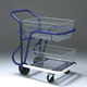 GT2 100kg Mail Delivery Trolley