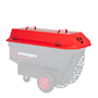 Lid for Armorgard Rubble Truck - RT400L