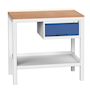 Bott Verso Welded Bench with Mpx Worktop and Drawer (910 x 1000 x 600)