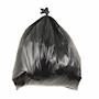Black Bin Bags 90L - Box of 200 bags