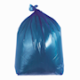 Blue Bin Bags 90L - Box of 200 bags