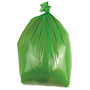Green Bin Bags 90L - Box of 200 bags