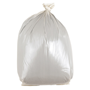 White Bin Bags 90L - Box of 200 bags