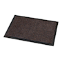 Cosmo fire tested entrance mat - 600 x 900mm - grey & brown