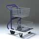 GT1 80kg Mail Delivery Trolley