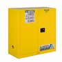 Justrite Sure-Grip EX Flammable Storage Cabinet Manual close 114L