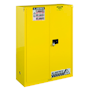 Justrite Sure-Grip EX Flammable Storage Cabinet self close 170L