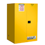 Justrite Sure-Grip EX Flammable Storage Cabinet self close 341L