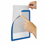 A4 Magnetic Document Holders Pack of 10