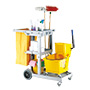 E312477 - Multi-purpose janitorial trolley