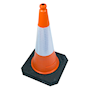 Pallet of 150, 750mm Traffic Cones