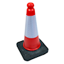 Pallet of 400, 500mm Traffic Cones