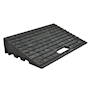 Rubber kerb ramp 100 x 490 x 310mm