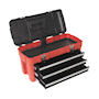 Sealey 3-drawer portable toolbox