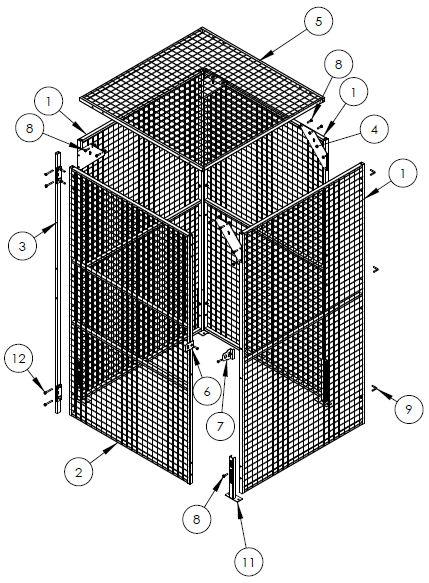 Minibox Assembly