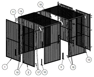 Maxibox Assembly Diagram 1