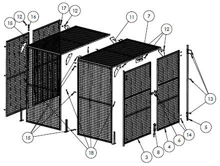 Maxibox Assembly Diagram 2