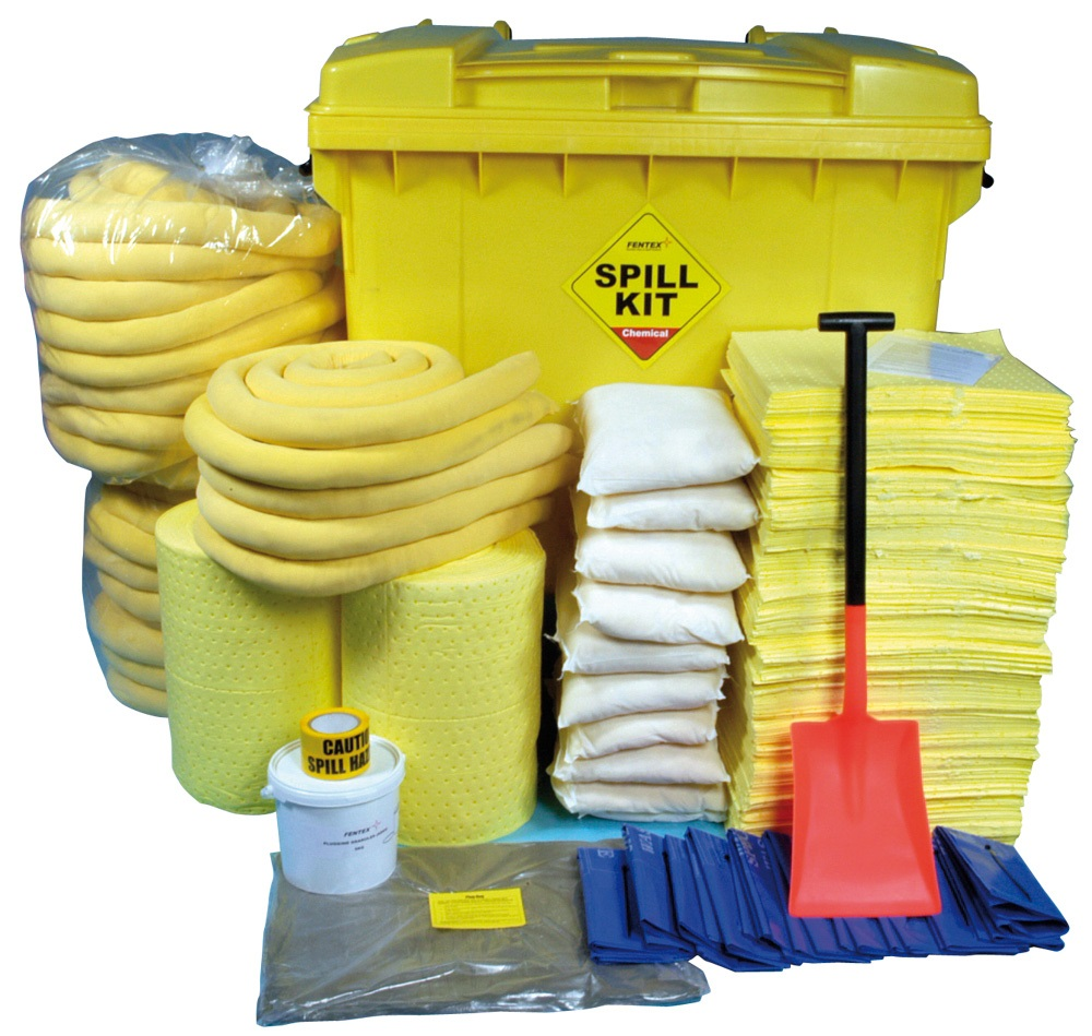 Emergency Spill Kits Large Drum Stores Small Tank Farm