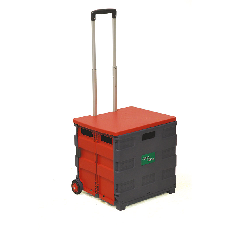 Pack N Roll Folding Trolley Cart Ese Direct