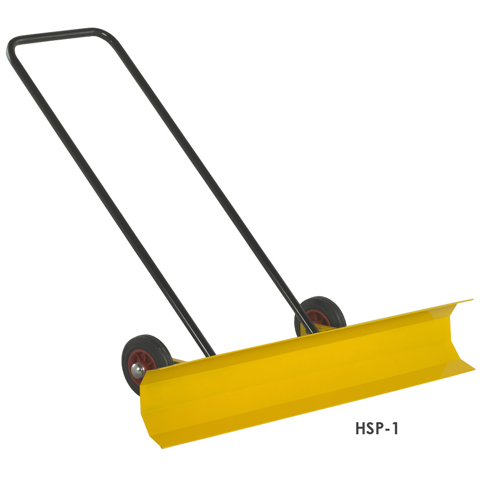 Push along snow plough HSP-1 - ESE Direct