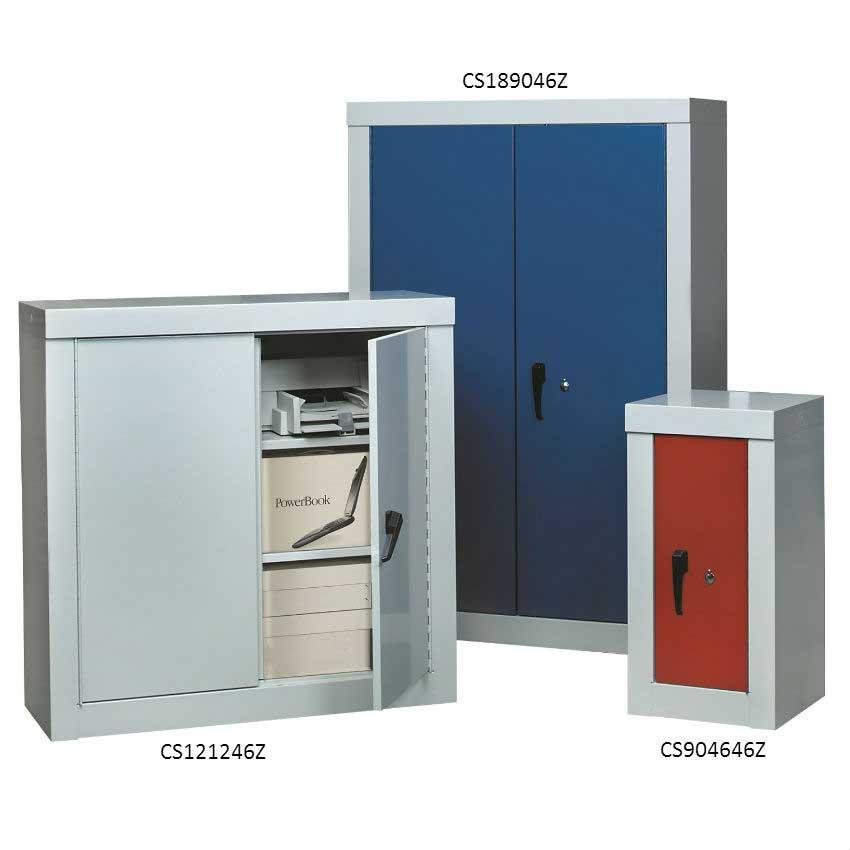 1 Door Security Cupboards 1200 high 900 wide