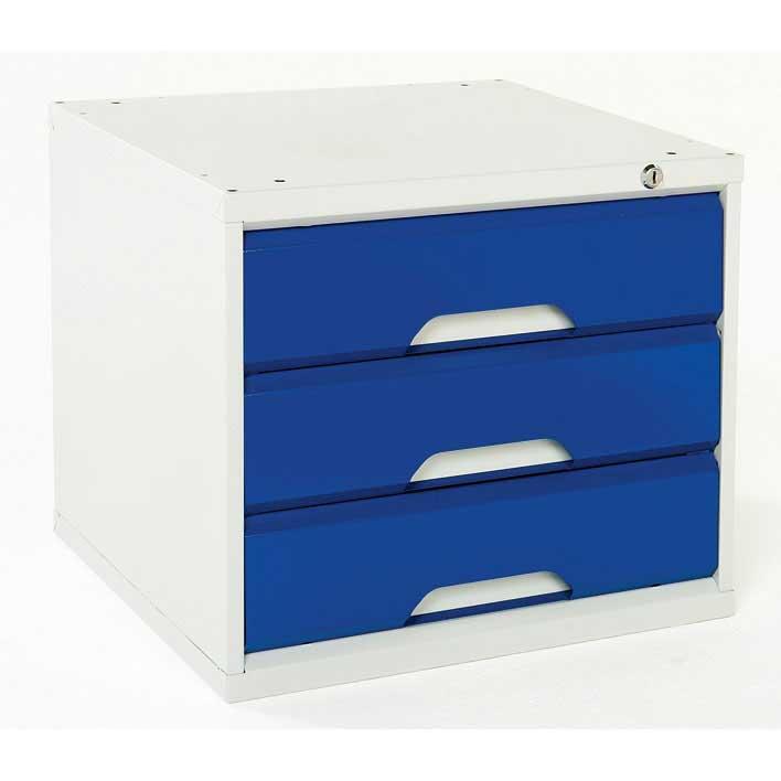 1x 175mm Drawer Cabinet for under Framework Benches