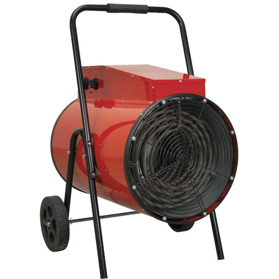 Sealey Industrial Fan Heater 30kW With 2 Heat Settings