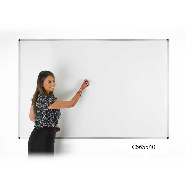 Dry Wipe Whiteboard Magnetic 900mm x 600mm