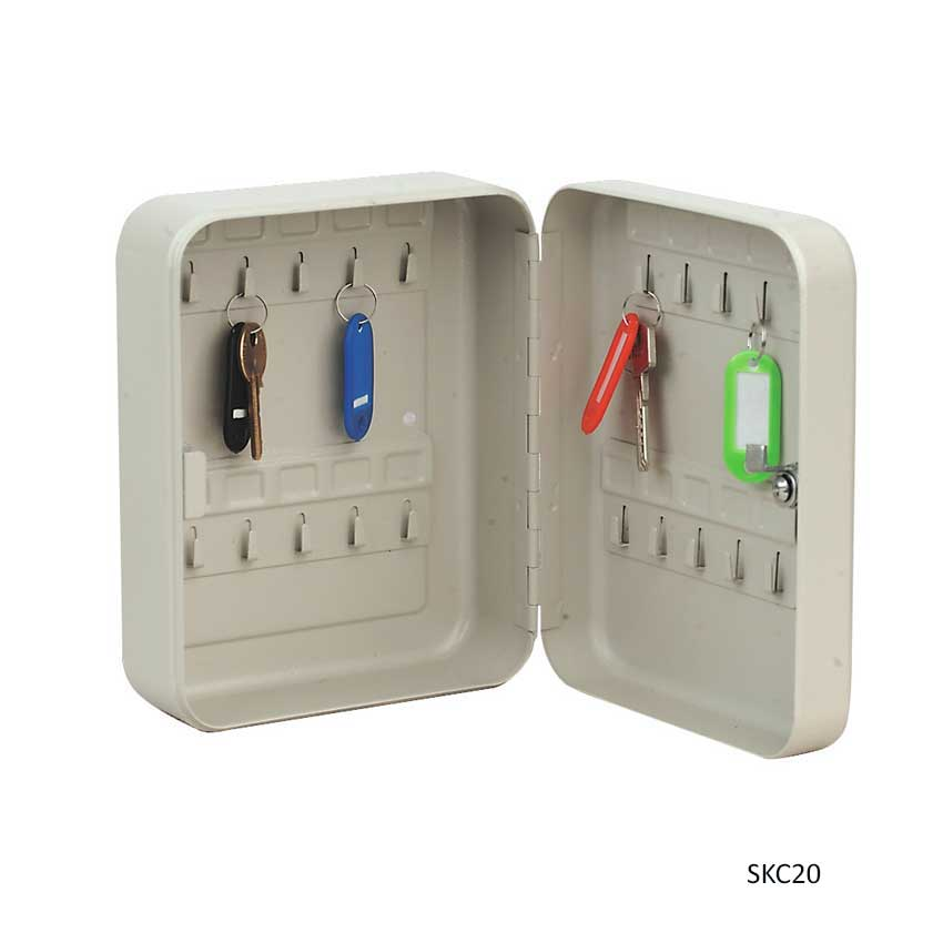 Key Cabinet 93 Key Capacity  Supplied With Key Tags