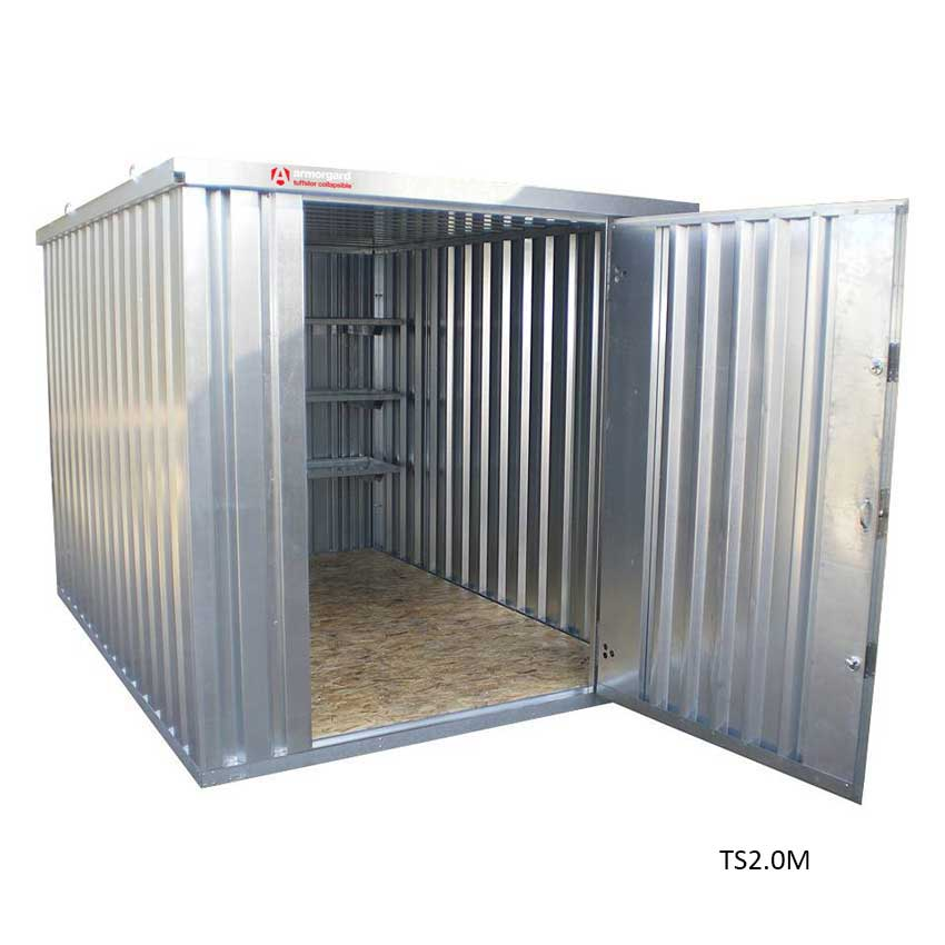 Perfect Lovely Big Metal Storage Containers Part   3: Charming Large Metal Storage  Containers Part