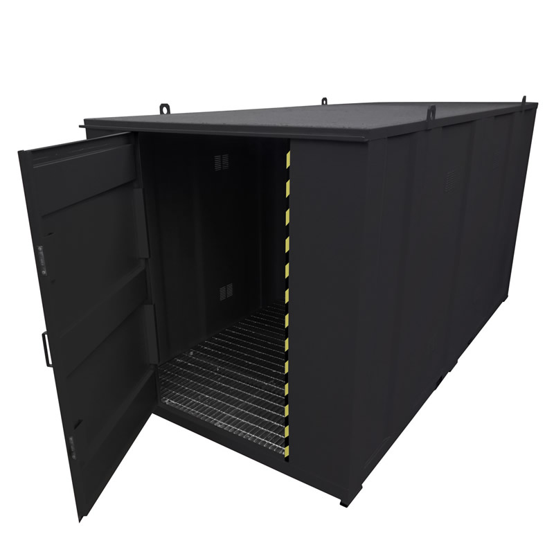 TuffStor Walk-In Storage Containers